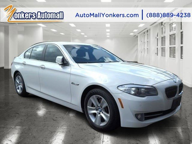 2013 BMW 5 Series 528i xDrive Alpine WhiteCinnamon Brown V4 20L Automatic 46092 miles Navigat
