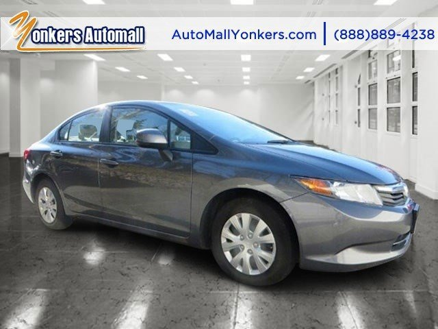 2012 Honda Civic Sdn LX  V4 18L Automatic 49862 miles 1 owner clean carfax One of the best