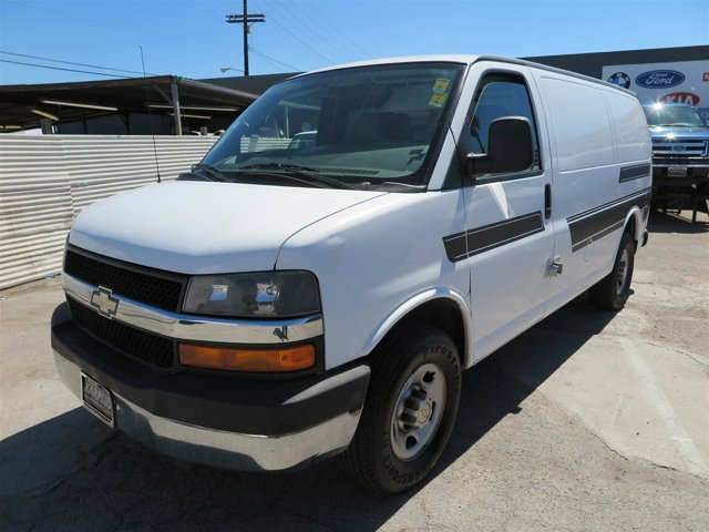 2008 Chevrolet Express Cargo Van Summit WhiteWHITE V8 60L Automatic 118869 miles Deal Pending