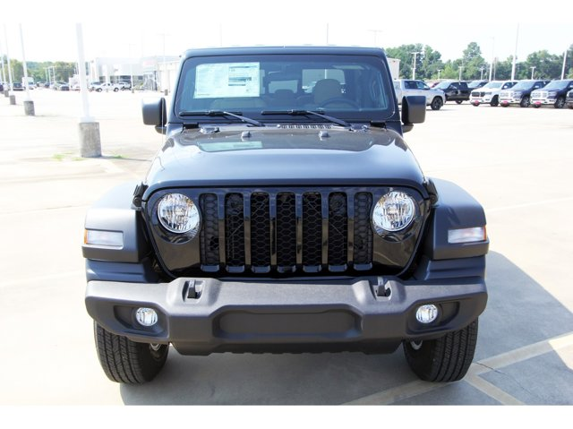 2020 Jeep Gladiator Sport S Black ClearcoatHeritage TanBlack V6 36 L Automatic 9 miles 2020 J