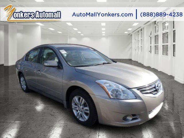2012 Nissan Altima 25 SL Saharan Stone MetallicBlonde V4 25L Automatic 36368 miles 1 owner c
