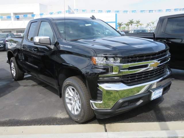 2019 Chevrolet Silverado 1500 LT BlackJet Black V8 53L Automatic 0 miles Delivers 23 Highway M