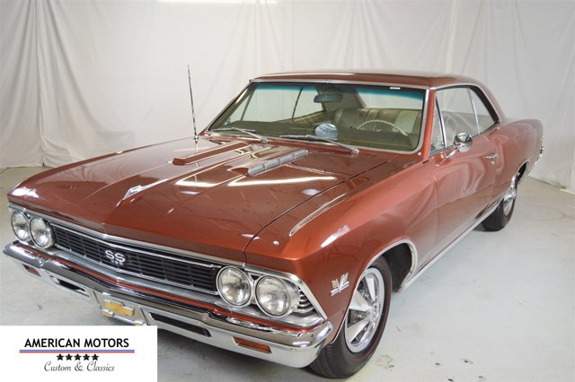 1966 Chevrolet Chevelle SS  V  Automatic 4859 miles Hands down one of the nicest most solid c