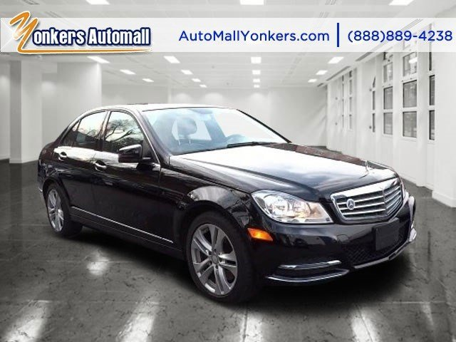 2014 Mercedes C-Class C300 Luxury Obsidian Black MetallicBlack V6 35 L Automatic 38151 miles