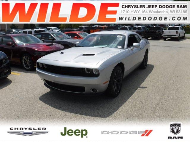 2019 Dodge Challenger SXT Triple Nickel ClearcoatBlack V6 36 L Automatic 10 miles At Wilde EV