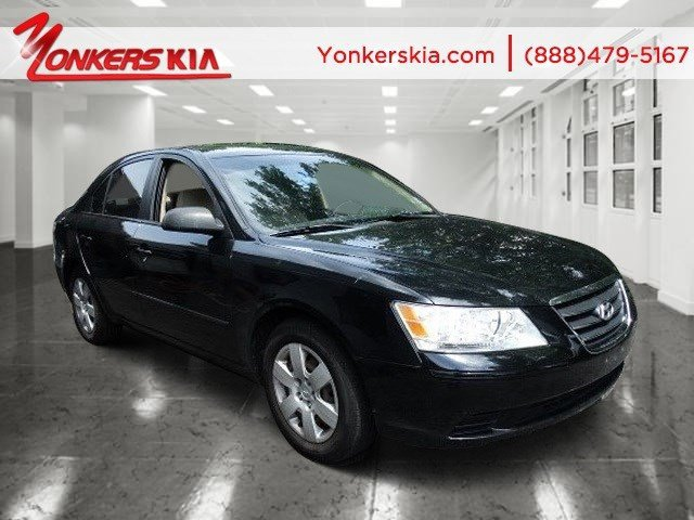 2009 Hyundai Sonata GLS Ebony BlackCamel V4 24L Automatic 59361 miles Yonkers Kia is the larg