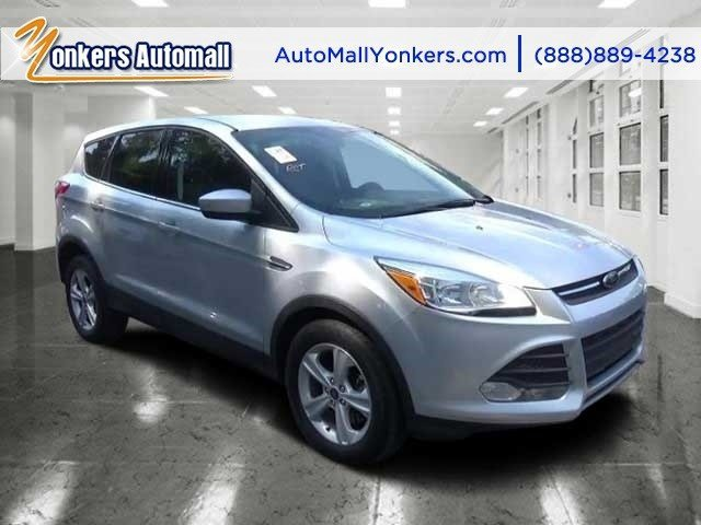 2014 Ford Escape SE Ingot Silver MetallicMedium Light Stone V4 16 L Automatic 41221 miles Boa