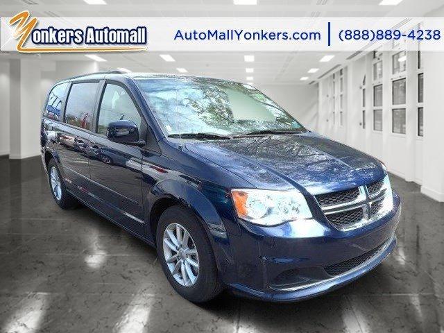 2014 Dodge Grand Caravan SXT True Blue PearlcoatBlackSandstorm V6 36 L Automatic 41354 miles