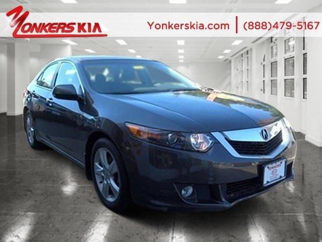 2010 Acura TSX wNavigation Polished Metal MetallicEbony V4 24L Automatic 56469 miles 1 owner