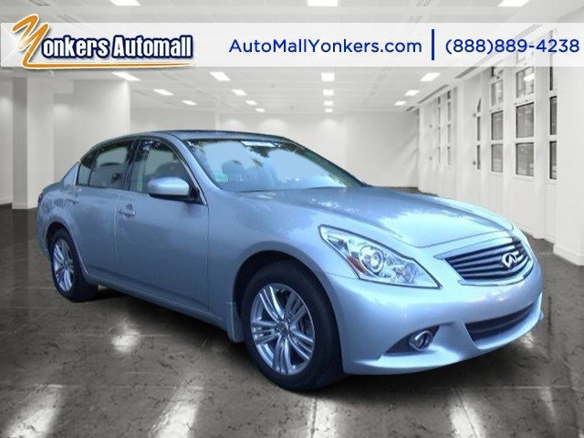 2013 Infiniti G37 Sedan x Liquid PlatinumGraphite V6 37L Automatic 39164 miles Sophisticated