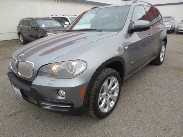 2008 BMW X5 48i Space Gray MetallicBlack V8 48L Automatic 75353 miles NEW ARRIVAL LOADED UP