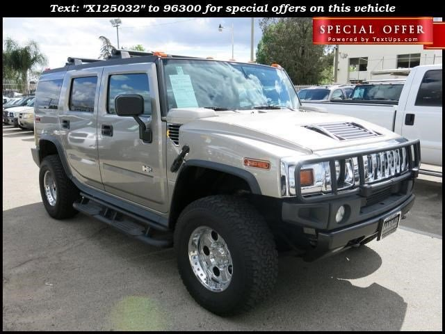 2003 HUMMER H2 4DR WGN Gray V8 60L Automatic 96257 miles Choose from our wide range of over 5
