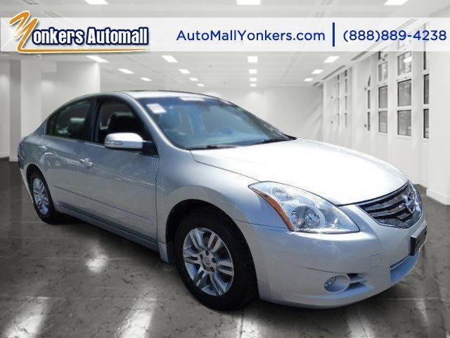 2012 Nissan Altima 25 SL Brilliant Silver MetallicCharcoal V4 25L Automatic 46388 miles Yonk