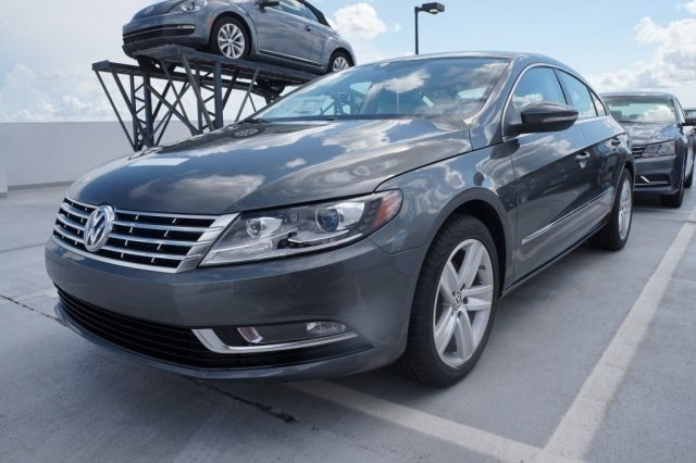 2016 Volkswagen CC Sport GrayBlack V4 20 L Automatic 24 miles The Volkswagen CC is known for
