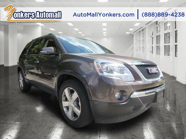 2012 GMC Acadia SLT1 Medium Brown MetallicCashmere V6 36L Automatic 30961 miles 1 Owner clean