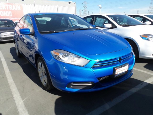 2016 Dodge Dart SE BlueSPORT CLOTH V4 20 L Automatic 1408 miles LOW LOW MILES  MUST SEE