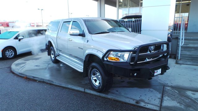 2009 Dodge Ram 1500 Silver V8 47L Automatic 0 miles  Four Wheel Drive  Power Steering  ABS