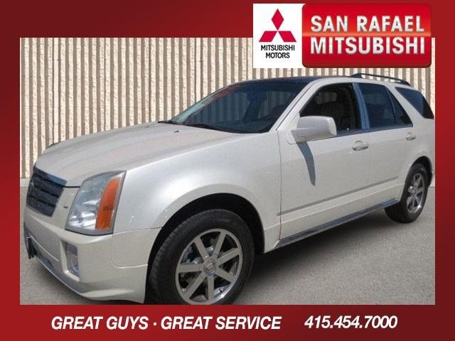 2004 Cadillac SRX CashmereLight Neutral V8 46L Automatic 92910 miles Local Trade Loaded Up 20