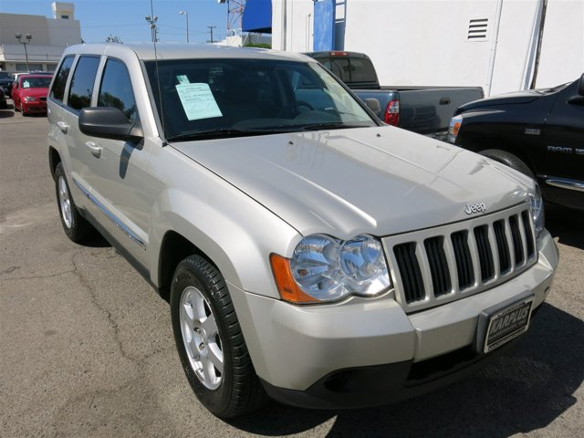 2010 Jeep Grand Cherokee Laredo Beige V6 37L Automatic 106501 miles Choose from our wide rang