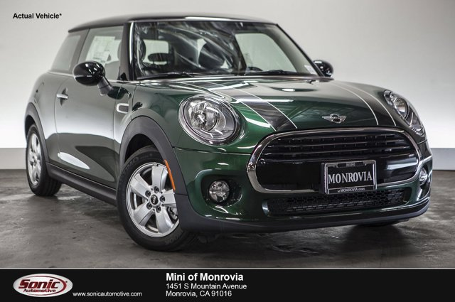 2016 MINI Cooper Hardtop 2dr HB British Racing Green MetallicCarbon Black V3 15 L Automatic 0