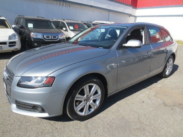 2010 Audi A4 20T Premium Wagon Quartz Gray MetallicBlack V4 20L Automatic 57203 miles This 20