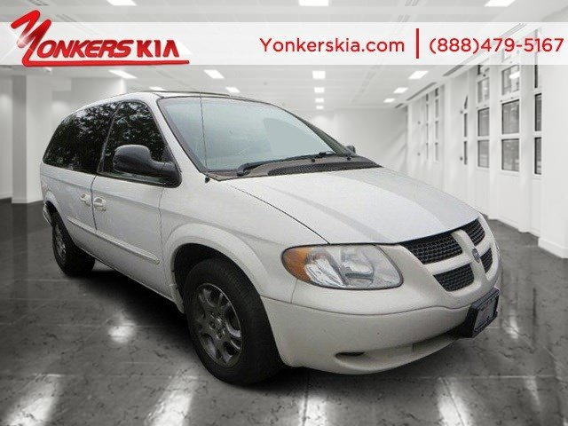 2003 Dodge Caravan EX Stone WhiteTaupe V6 38L Automatic 103948 miles Designed to deliver a dep