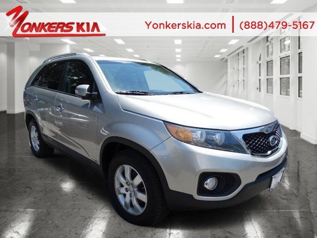 2013 Kia Sorento LX Satin MetalGray V6 35L Automatic 27479 miles 1 owner clean carfax 2013