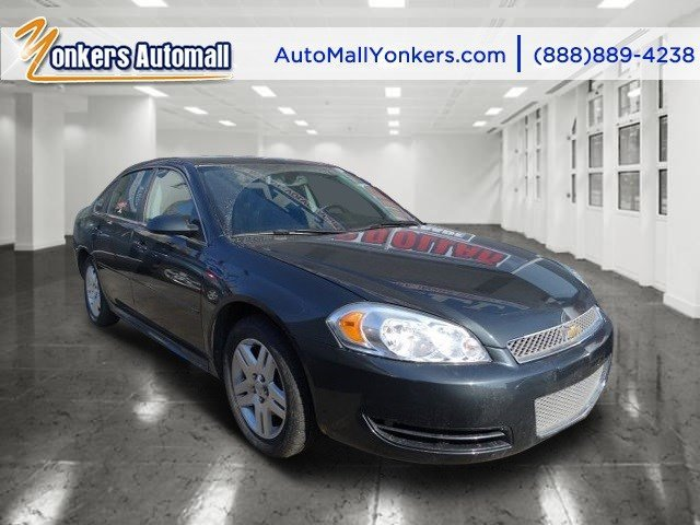 2013 Chevrolet Impala LT BlackGray V6 36L Automatic 38199 miles Yonkers Auto Mall is the premi