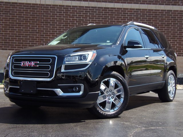 2017 GMC Acadia Limited Limited Ebony Twilight Metallic V6 36L Automatic 10 miles The GMC Aca