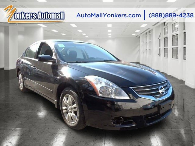 2012 Nissan Altima 25 S Super BlackCharcoal V4 25L Automatic 48866 miles  Keyless Start  Fro