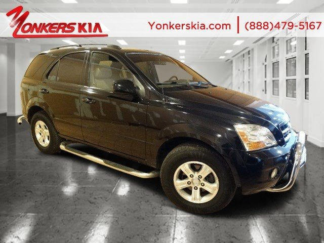 2009 Kia Sorento EX BlackGray V6 38L Automatic 73101 miles This Kia Sorento has a strong Gas