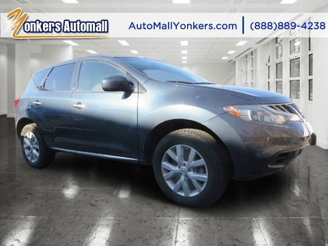 2013 Nissan Murano S Graphite BlueBlack V6 35L Automatic 41250 miles 1 owner clean carfax A
