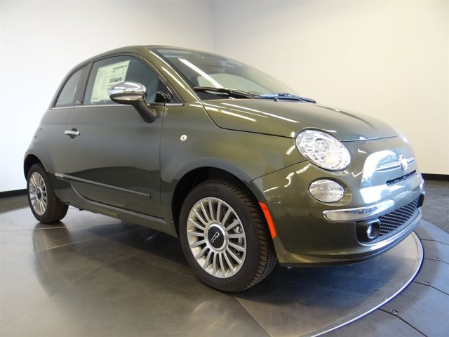 2016 FIAT 500c Lounge Verde Oliva Olive GreenALX9 V4 14 L Automatic 0 miles Buy it Try it