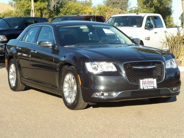 2017 CHRYSLER 300C L Maximum Steel MLEATHER V6 0 Automatic 10 miles After 60 years of iconic s