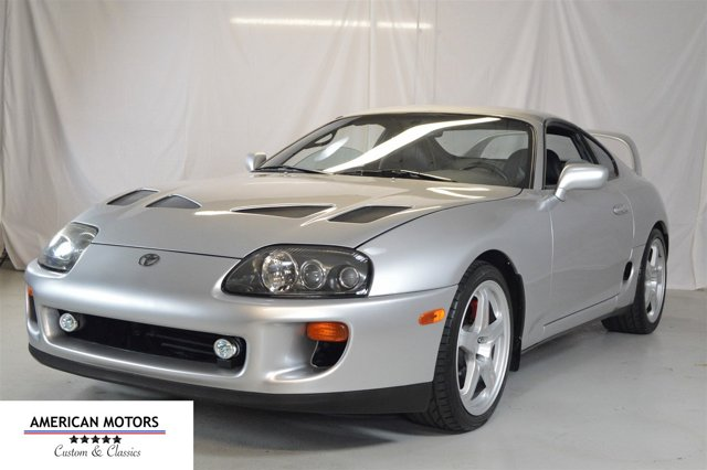 1994 Toyota Supra wSport Roof Silver V6 30 Manual 82685 miles What a rare find Beautiful 19