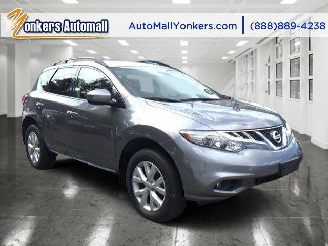 2013 Nissan Murano SV Gun MetallicBlack V6 35L Automatic 38207 miles Sophisticated smart an