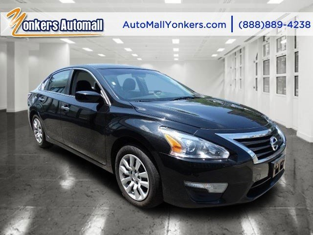 2013 Nissan Altima 25 Super BlackCharcoal V4 25L Automatic 41194 miles 1 owner clean carfax