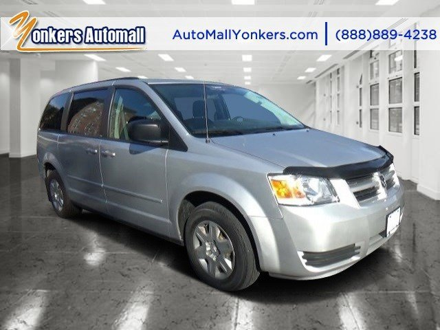 2010 Dodge Grand Caravan SE Bright Silver MetallicDark SlateLight Shale V6 33L Automatic 5297
