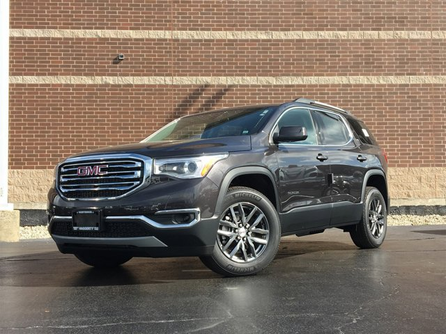 2017 GMC Acadia SLT Iridium MetallicJT BLK PERF LTH V6 36L Automatic 5 miles Introducing the