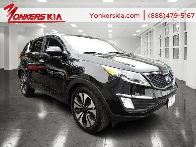 2012 Kia Sportage SX BlackBlack V4 20L Automatic 28307 miles Yonkers Kia is the largest volum