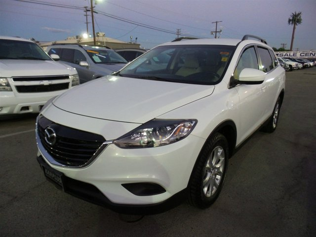 2013 Mazda CX-9 Sport Crystal White Pearl MicaWHITE V6 37L Automatic 54671 miles Deal Pending