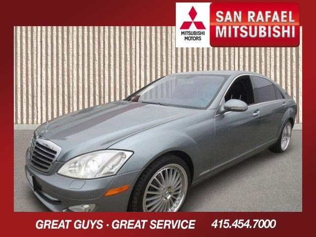2007 Mercedes S-Class S550 55L PewterBlack V8 55L Automatic 86846 miles Finally Own A Mercede