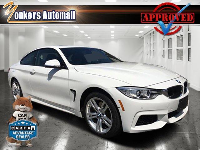 2014 BMW 4 Series 428i xDrive Mineral White MetallicBlack V4 20 L Automatic 26274 miles Navig