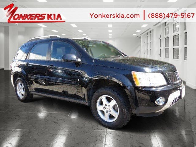 2007 Pontiac Torrent BlackBlack V6 34L Automatic 89188 miles Yonkers Kia is the largest volum