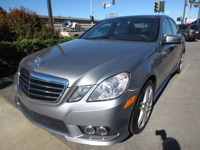 2010 Mercedes E-Class E-350 Sport Steel Gray MetallicAsh V6 35L Automatic 36247 miles Here is 