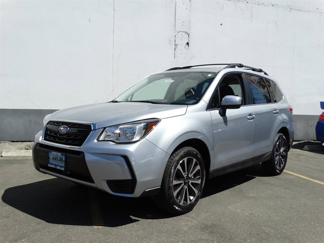 2017 Subaru Forester 20XT Premium Ice Silver MetallicBlack V4 20 L Variable 29 miles  Turboc