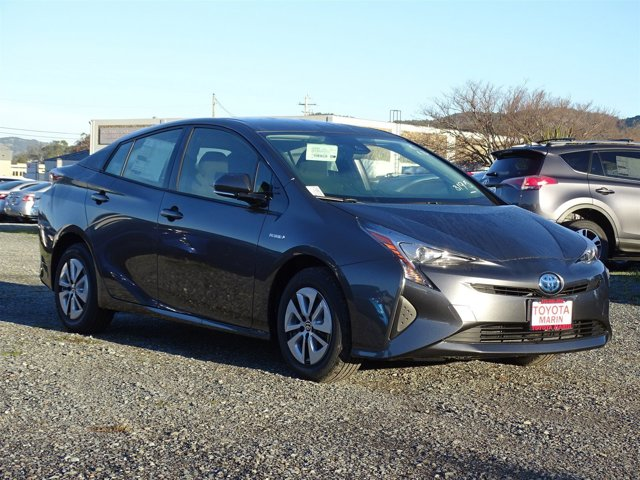 2017 Toyota Prius Two Eco Magnetic GreyBlack V4 18 L Variable 5 miles Our best prices instant