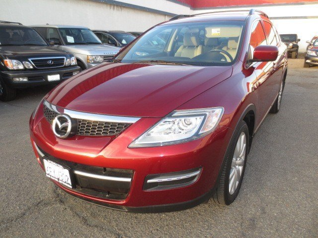 2008 Mazda CX-9 Sport Copper Red MetallicSand V6 37L Automatic 52635 miles 1-OWNER LOW MILES