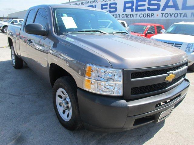 2012 Chevrolet Silverado 1500 Work Truck Mocha Steel Metallic V6 43L Automatic 25029 miles De
