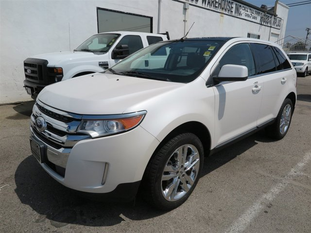 2011 Ford Edge Limited White Platinum Metallic Tri-Coat V6 35L Automatic 79766 miles Choose f